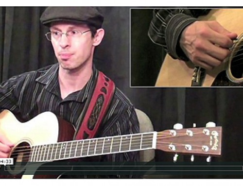 How To Master The Art Of Flat Picking