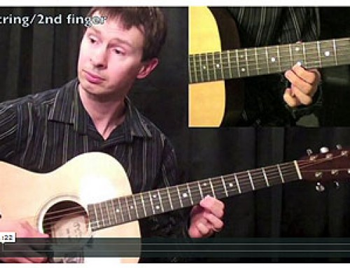 How To Play The Major Blues Guitar Scales