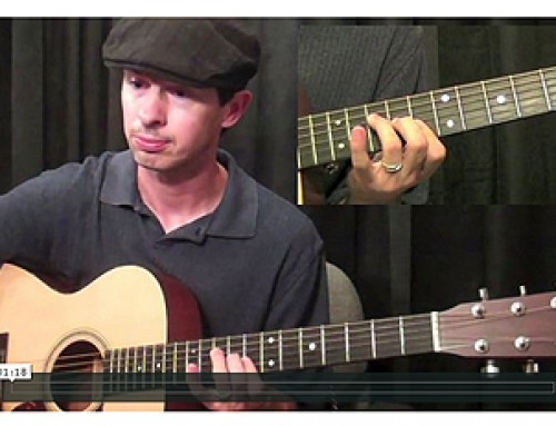 6 Ways To Hold The C Major Chord