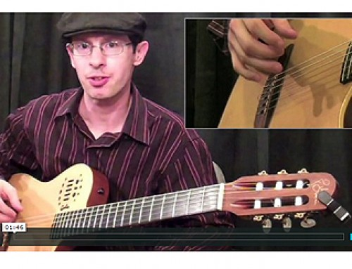 How To Use Your Right Hand When Playing Classical Guitar