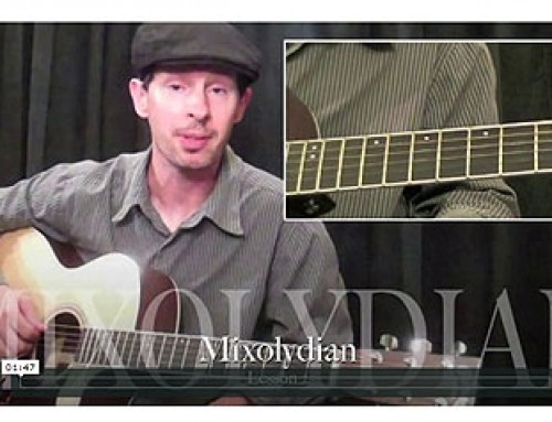 What Is A Mixolydian Scale