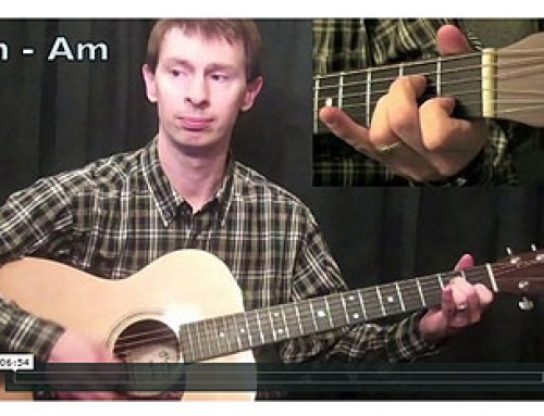 How To Play Open Chord Progressions