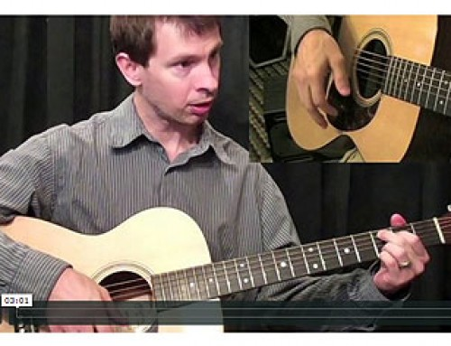 How To Add Flair To Your Acoustic Guitar Playing Arrangements