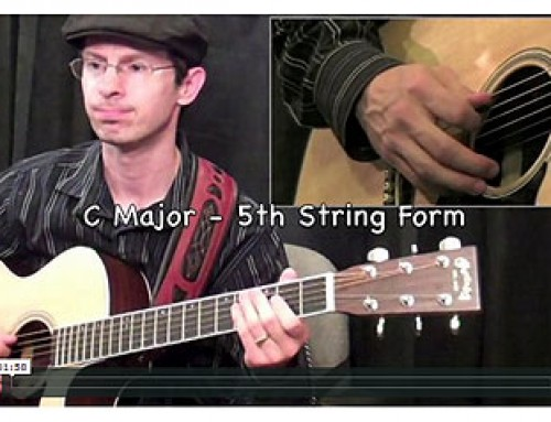 How To Play Major Zone Scales