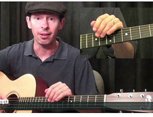 How To Play Major7 Chords