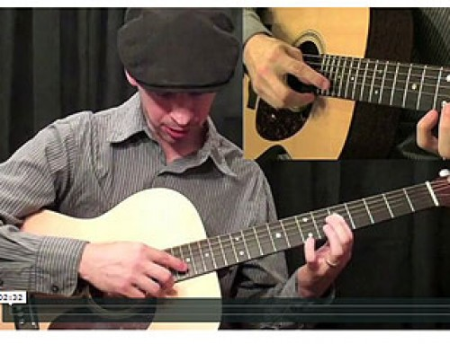 How To Add Classy Touches To Your Current Harp Harmonic Acoustic Guitar Skills