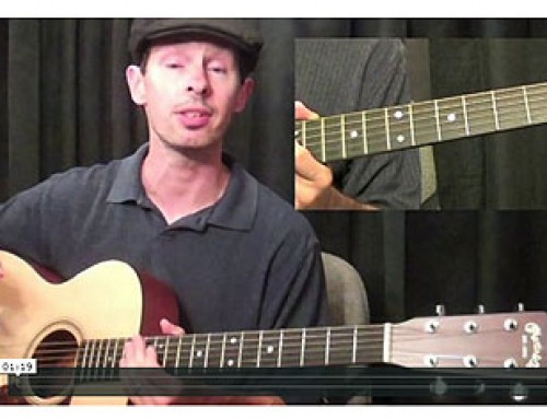 How To Play Dominant7 Chords