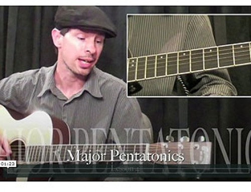 How To Play Major Pentatonics