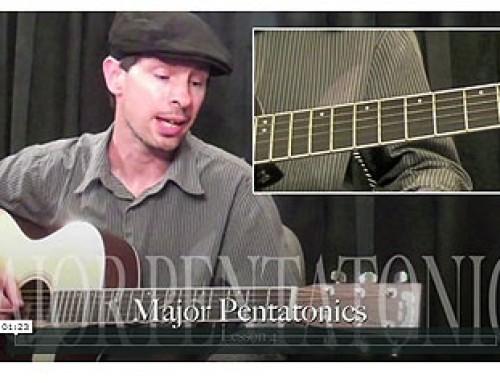 How To Play Major Pentatonics