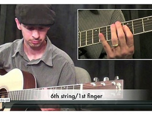 How To Play Minor Scales