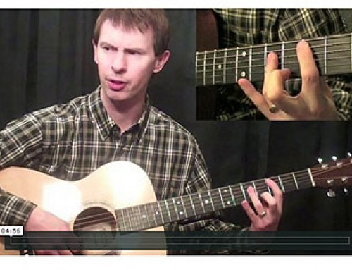 How To Play Major Barre Chords
