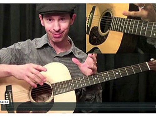 How To Move Around The Fret board
