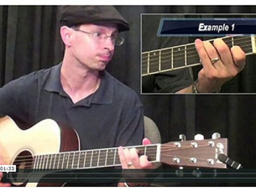 Play A Cool Blues Chord Progression