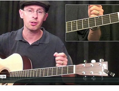 Learn To Play A Cool Rock / Blues Chord Progression