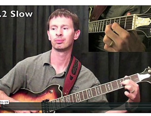 How To Play Soloing Lines for A7