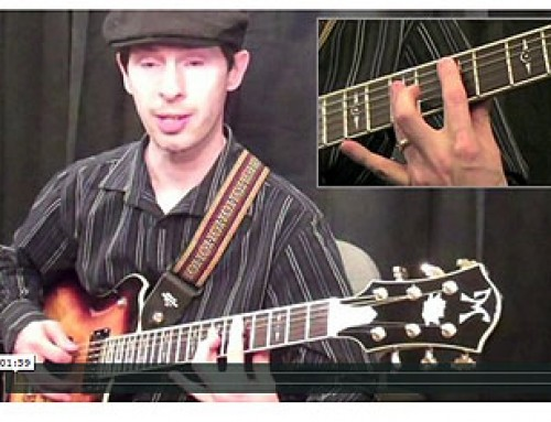 How To Play Barre Chords For Rock Music