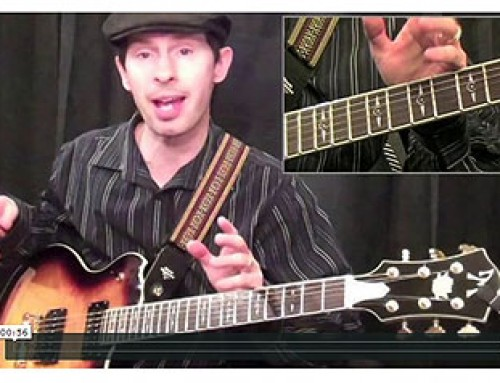 How To Play Barre Chord Sequences