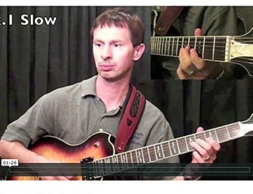 How To Play Soloing Lines for G7
