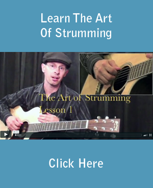 Learn The Art Of Strumming