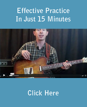 Effective Practice In Just 15 Minutes