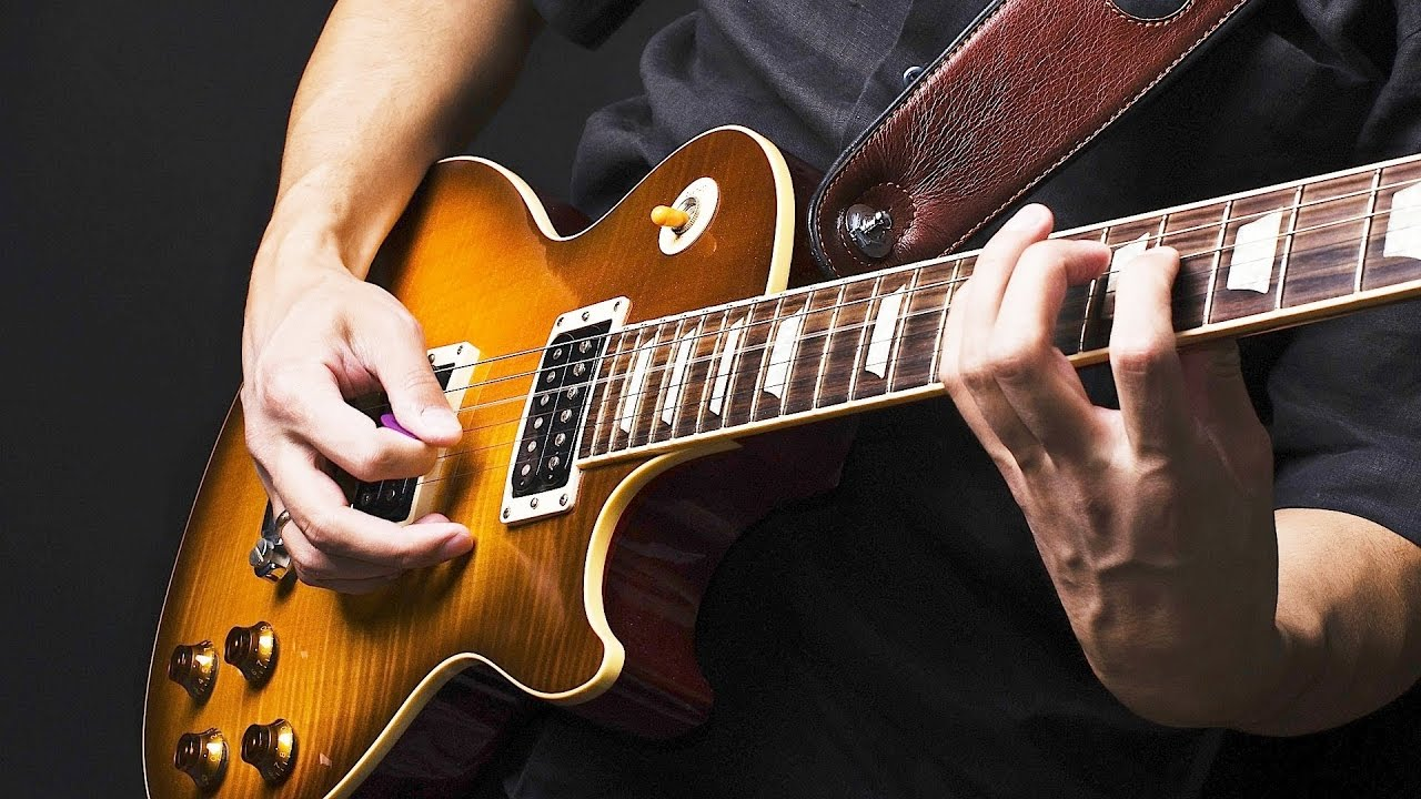 Guitar Solo Lessons With The Top 10 Solos Of All Time Elmore Music