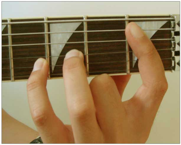 Learn a slide guitar lesson open tuning